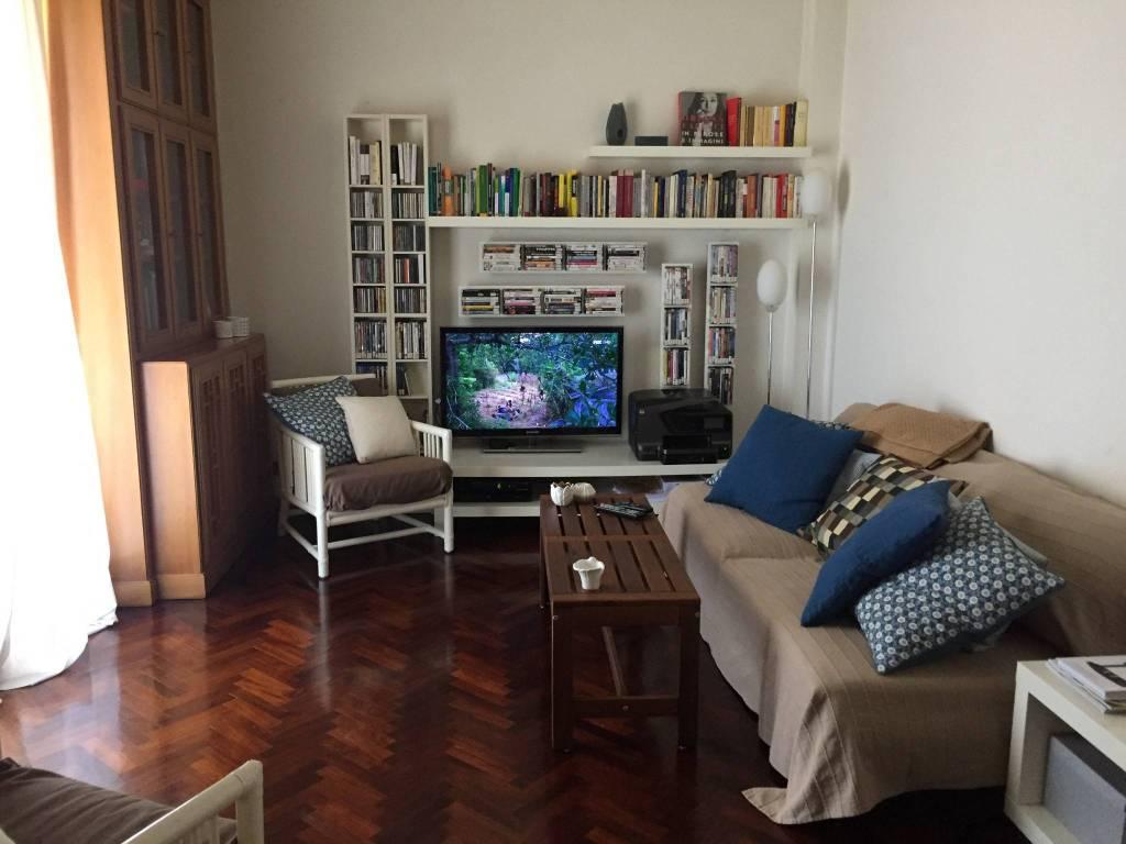 Appartamento in buone condizioni arredato in affitto Rif. 8578323