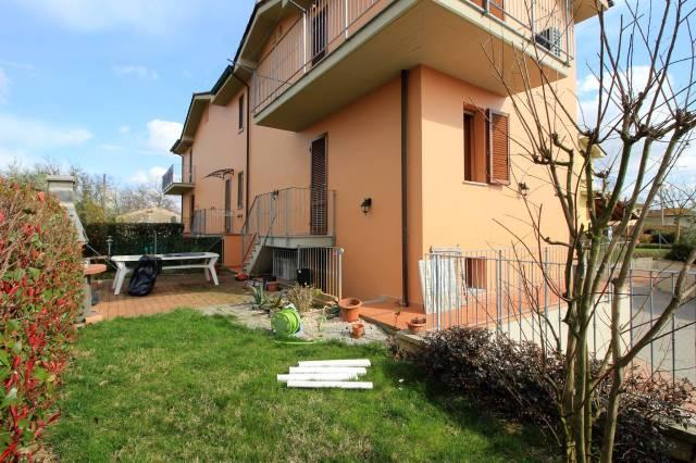Villetta in Vendita a Santa Maria A Monte Centro: 5 locali, 135 mq