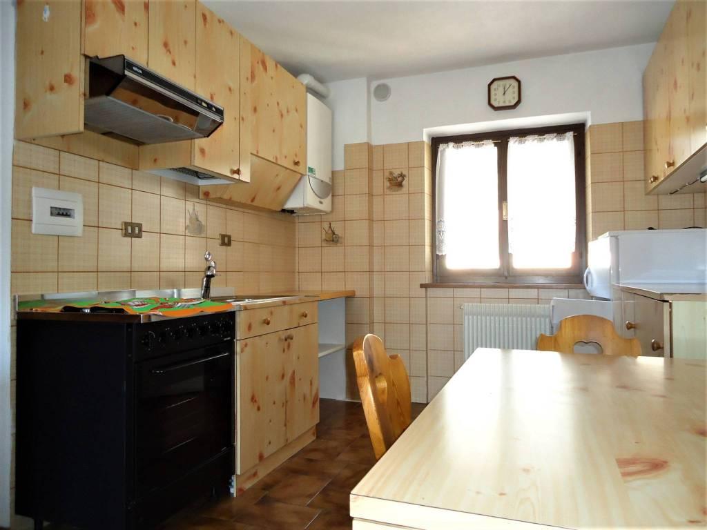 Appartamento in centro paese.