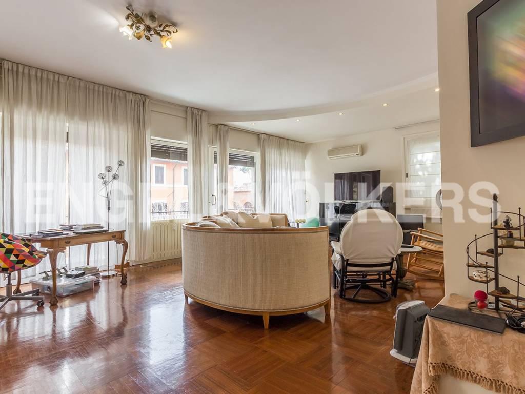 Appartamento in Affitto a Roma 18 Aventino / San Saba:  4 locali, 190 mq  - Foto 1