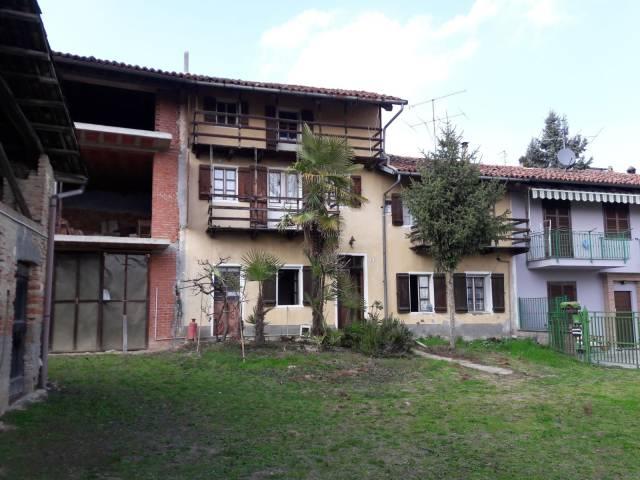 Soluzione Indipendente in vendita a Cisterna d'Asti, 6 locali, prezzo € 97.000 | Cambio Casa.it
