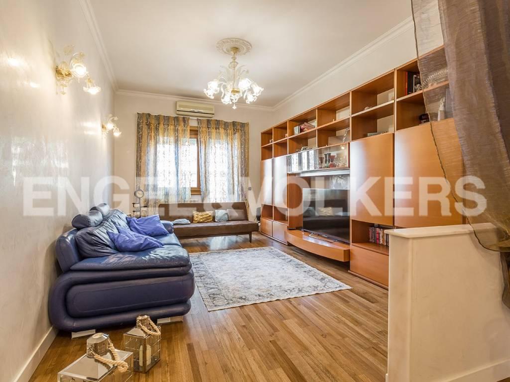 Appartamento in Vendita a Roma 30 Portuense / Magliana: 3 locali, 105 mq