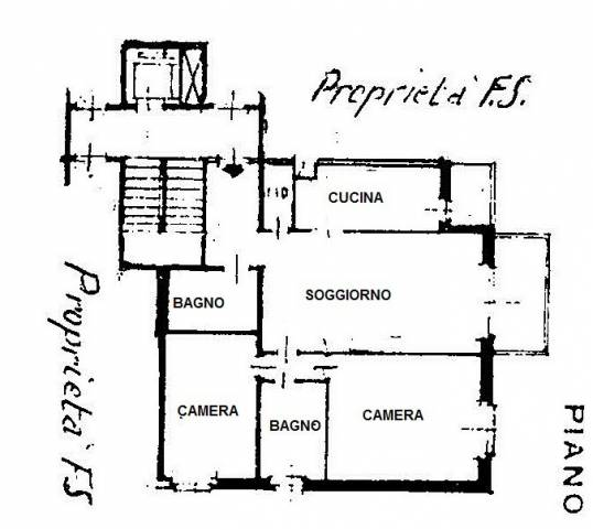 Appartamento quadrilocale in vendita a Vercelli (VC)