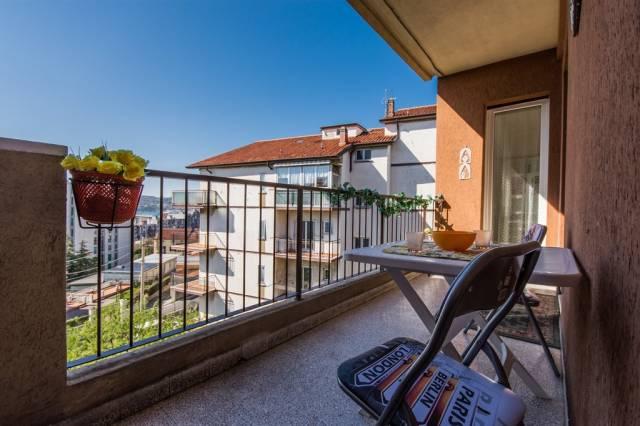 appartamento con terrazzo a Trieste - Cambiocasa.it