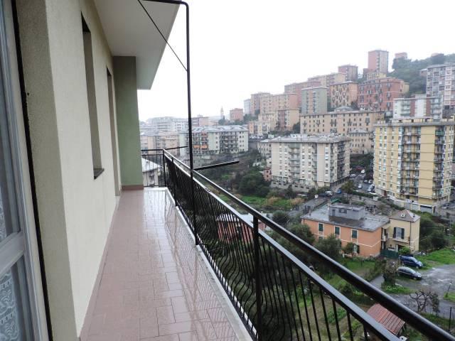 Appartamento in Affitto a Genova Periferia Est: 2 locali, 45 mq