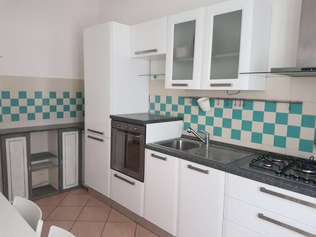 Appartamento in ottime condizioni arredato in affitto Rif. 8778419