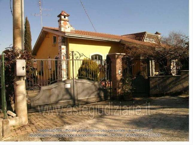 Appartamento in vendita via Colle Fontana Vecchia 19/A Valmontone