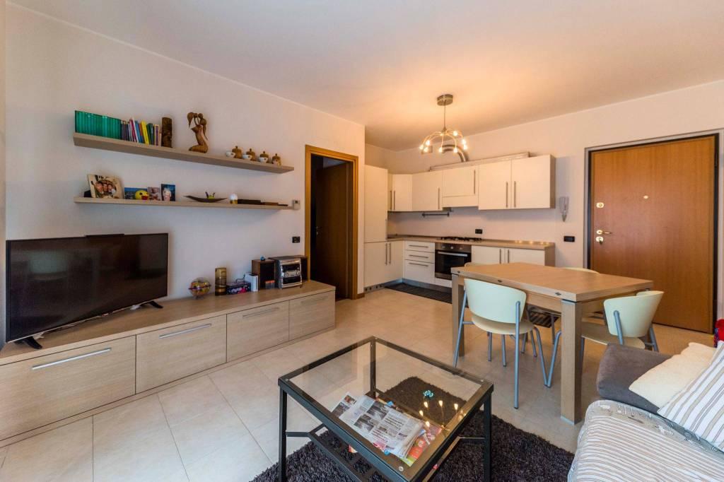 Appartamento in vendita a Albino, 2 locali, prezzo € 99.000   PortaleAgenzieImmobiliari.it