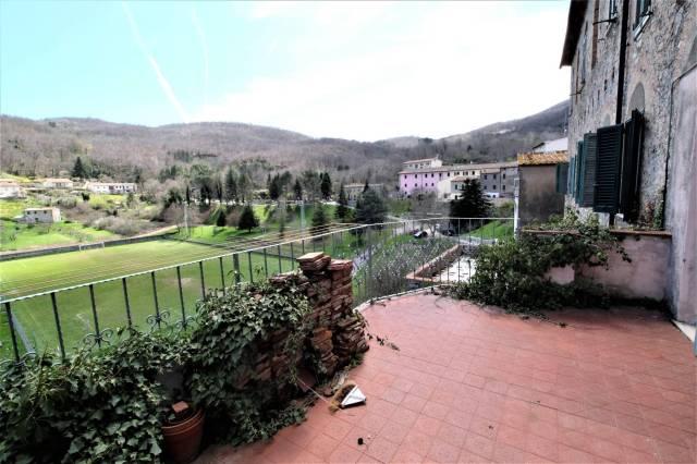 Sasso Pisano (PI) Dimora storica: grande appartamento