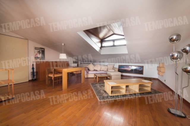 Appartamento in buone condizioni arredato in affitto Rif. 6183514