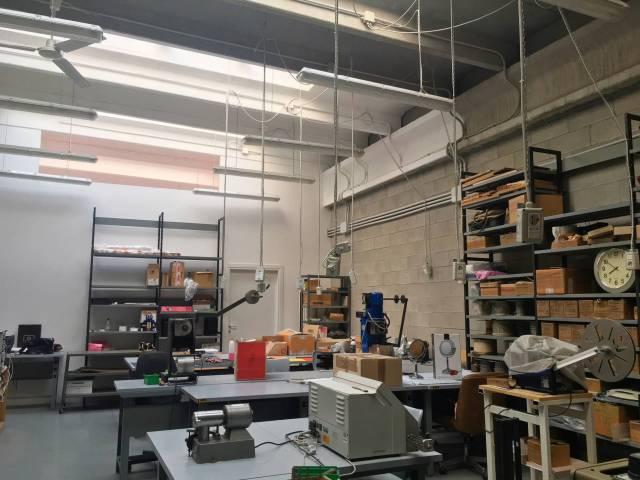 Laboratorio in affitto a Rozzano, 1 locali, prezzo € 850   CambioCasa.it