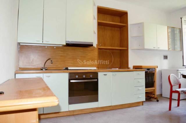 Appartamento in buone condizioni arredato in affitto Rif. 5813107