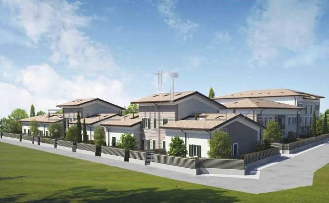Villa a schiera di nuova costruzione