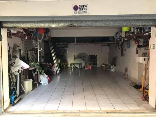 A/628 - Terracina Via Bottasso. Vendesi Garage 31 mq