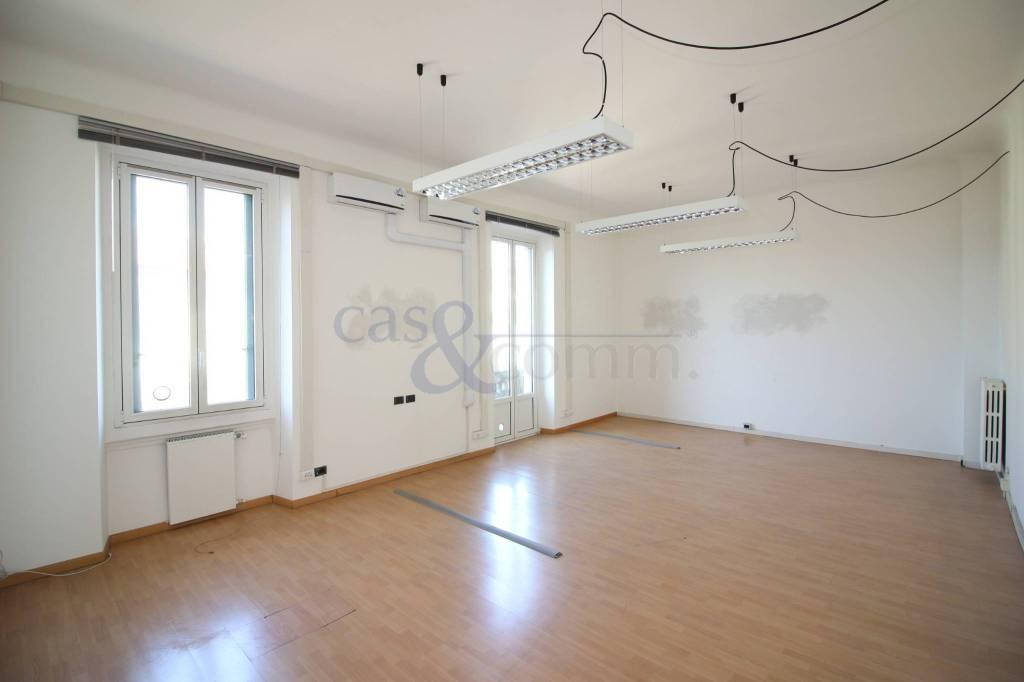 Ufficio in affitto Zona Certosa, Quarto Oggiaro, Villapizzo... - via Barnaba Oriani 1 Milano