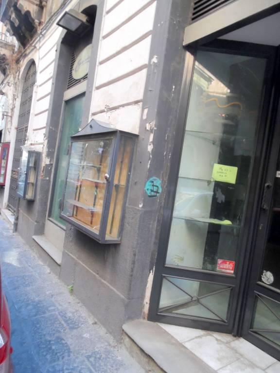 Bottega a due luci+deposito e soppalco- Catania,v. A.Manzoni Rif. 8170769