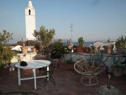 Terracina-San felice splendido attico sul mare