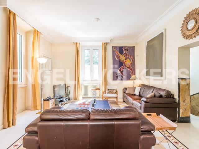 Appartamento in Affitto a Roma 07 Esquilino / San Lorenzo: 5 locali, 240 mq