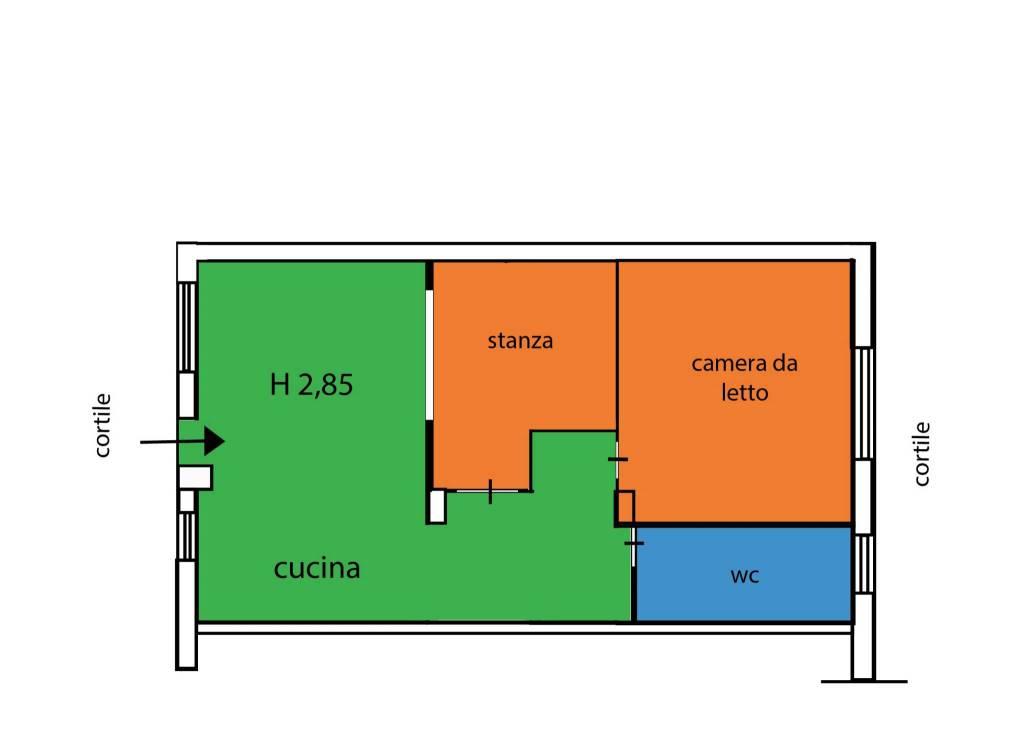 Appartamento in piccolo condominio !