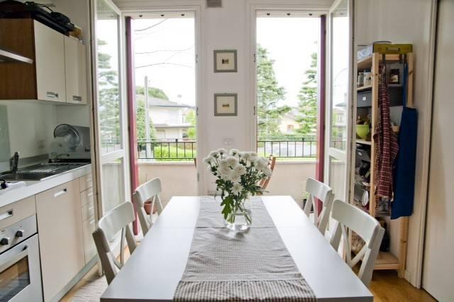 Appartamento in buone condizioni parzialmente arredato in affitto Rif. 6259178