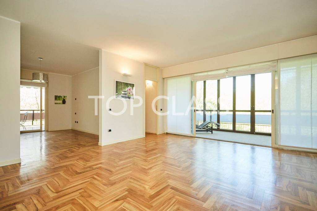 Elegante e luminoso appartamento nel contesto esclusivo di M