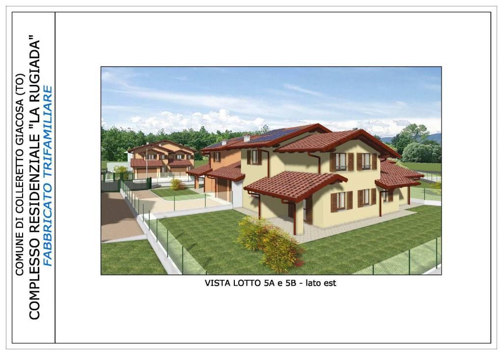 Foto 1 di Villa Colleretto Giacosa