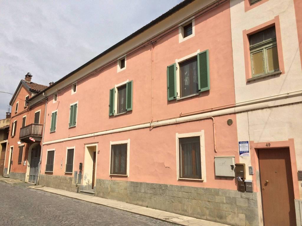 Foto 1 di Quadrilocale via Vittorio Veneto 47, Riva Presso Chieri