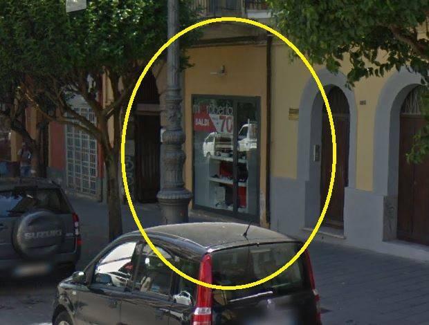 Lamezia Corso Nicotera Locale Commerciale a reddito Rif. 4401890