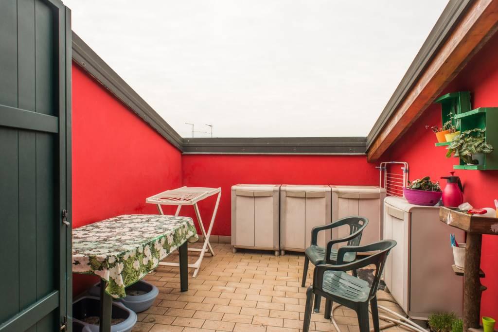 Attico / Mansarda in buone condizioni in vendita Rif. 8546985