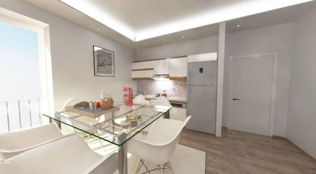 Appartamento in vendita 2 vani 64 mq.  via Chiudare 4 Bologna