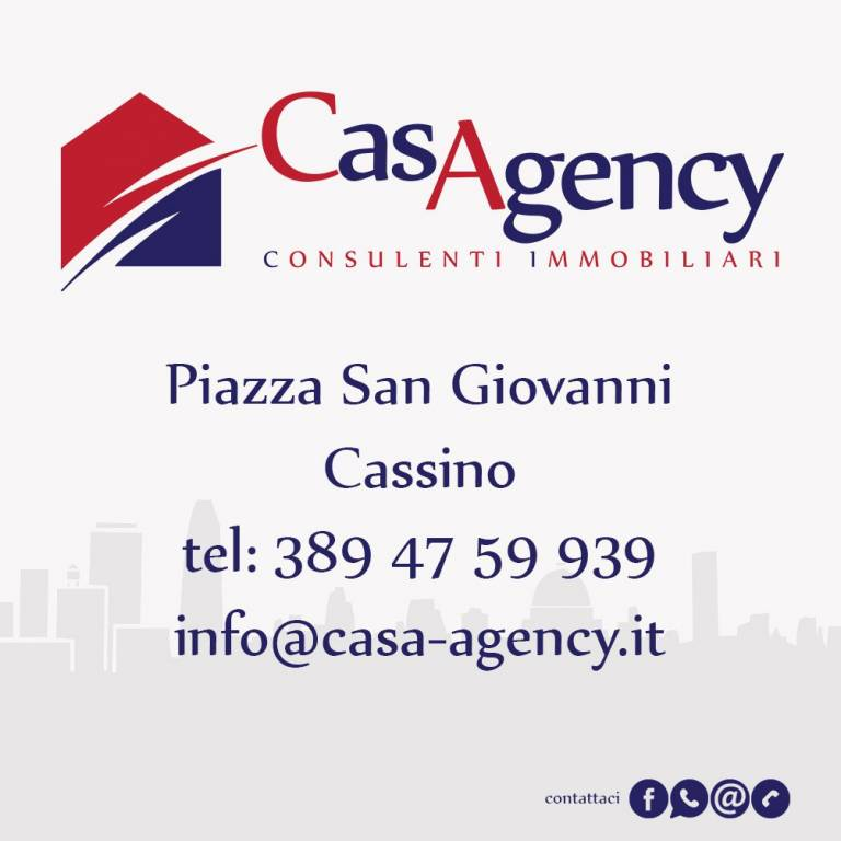 Appartamento non arredato in affitto a Cassino