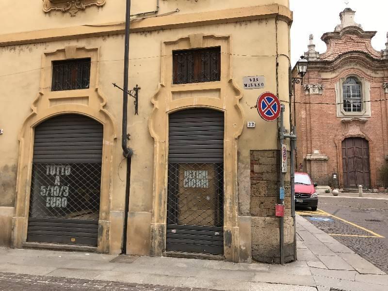 Negozio in affitto nel Centro di Alessandria Rif. 6459635