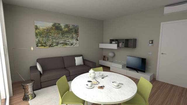 Appartamento in ottime condizioni arredato in affitto Rif. 6459809