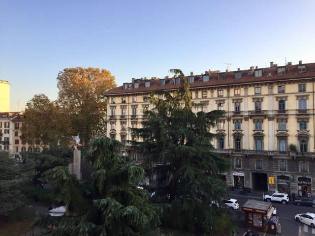 Appartamento in Affitto a Milano 04 Monforte / Tricolore / Vittoria:  3 locali, 110 mq  - Foto 1