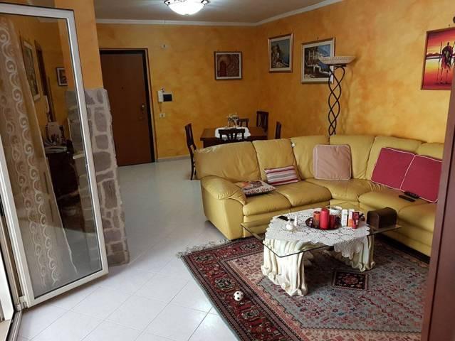 A 102 Appartamento 100 mq. terrazzo + garage