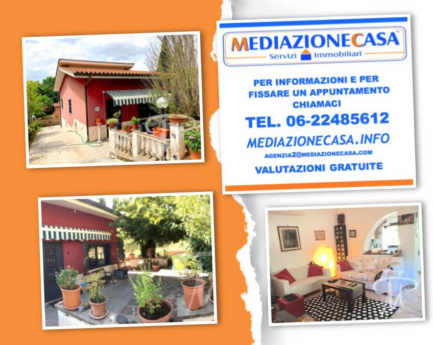 Villa in vendita a Zagarolo, 4 locali, prezzo € 184.000 | CambioCasa.it