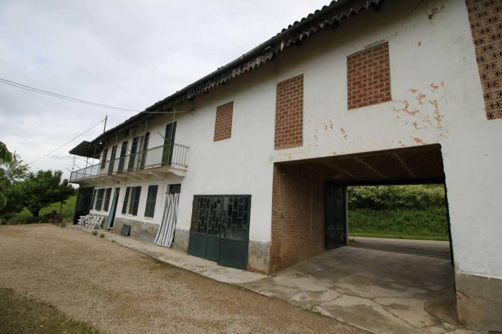 Foto 1 di Rustico / Casale via Guglielmo Marconi 20, Castagnole Monferrato