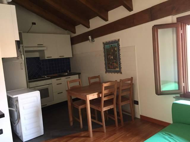 Appartamento in ottime condizioni arredato in affitto Rif. 6549819