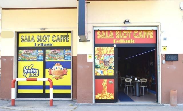 Attività / Licenza commerciale. SALA SLOT CAFFE' , Terracin