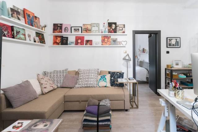 Appartamento in ottime condizioni parzialmente arredato in vendita Rif. 6551335
