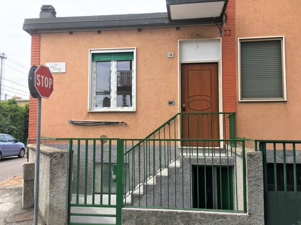 Appartamento in ottime condizioni in affitto Rif. 6549254