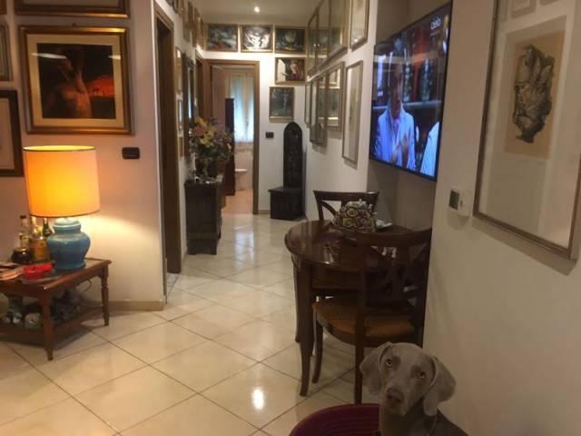 Appartamento in ottime condizioni parzialmente arredato in vendita Rif. 6563940
