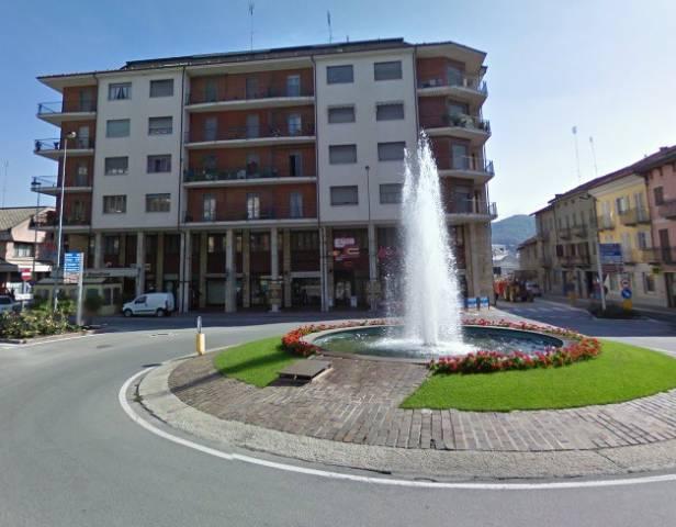 Borgo San Dalmazzo, ultimo piano su L.go Argentera