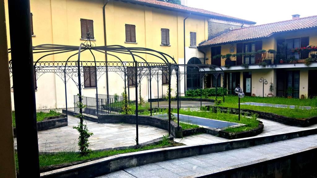 Appartamento trilocale in vendita a Lentate sul Seveso (MB)