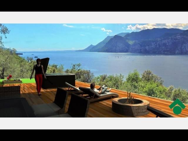 Villa in vendita a Malcesine, 5 locali, Trattative riservate | Cambio Casa.it