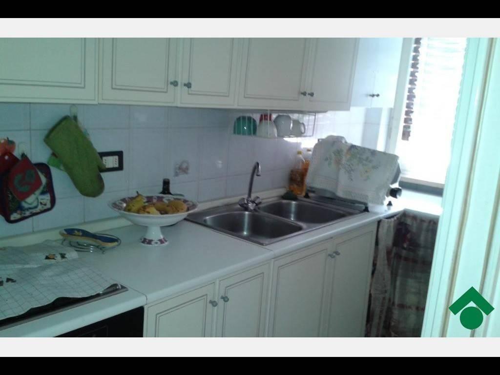 Appartamento in buone condizioni parzialmente arredato in vendita Rif. 9151958