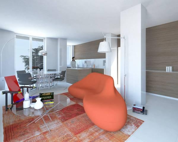 Appartamento in vendita a Cassano Magnago, 4 locali, prezzo € 139.000   Cambio Casa.it