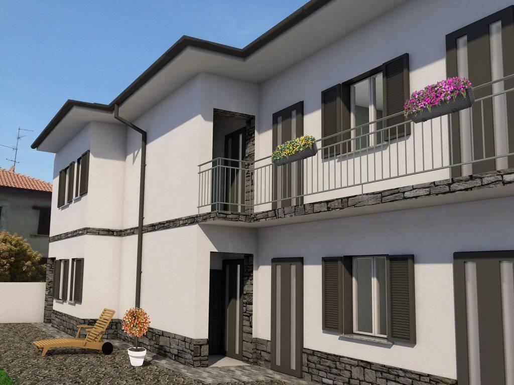 Villa in vendita a Samarate, 6 locali, prezzo € 300.000 | CambioCasa.it