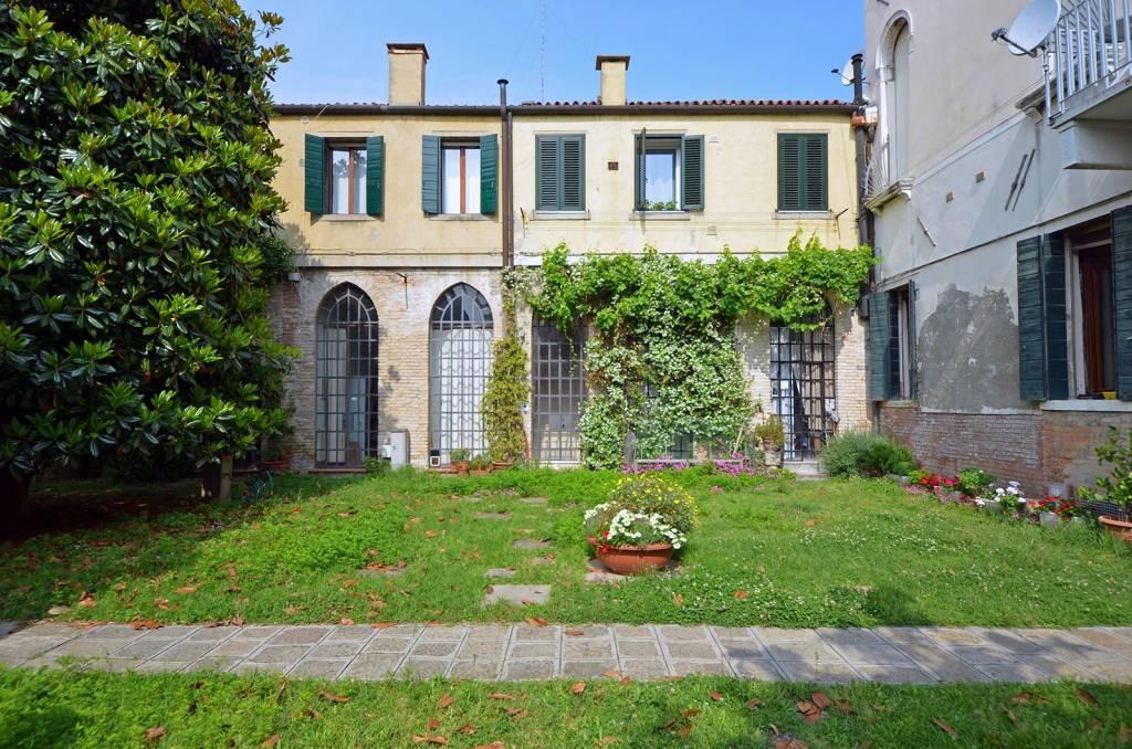 Loft con giardino alla Giudecca