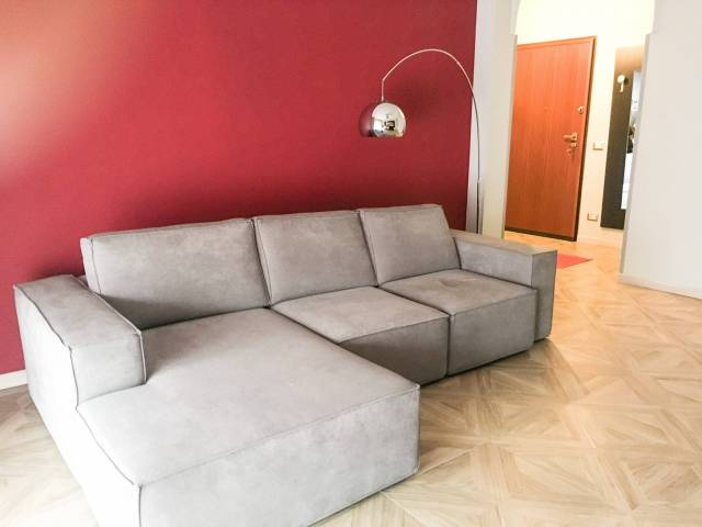 Appartamento in buone condizioni parzialmente arredato in vendita Rif. 6601590